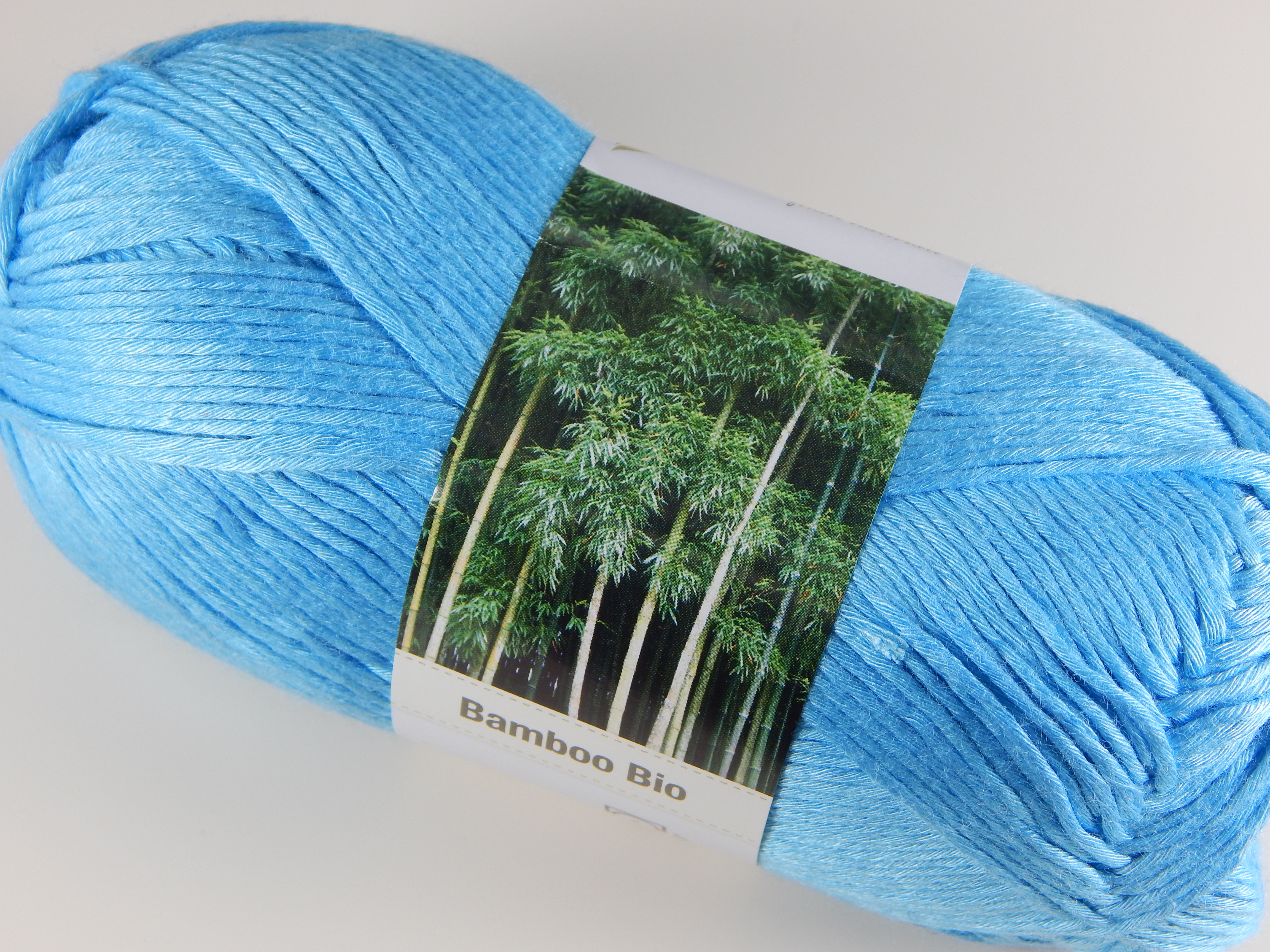 PASCUALI Bio Bamboo Weiches Naturgarn aus Bambus-Zellstoff, 100g ...